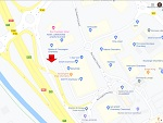 Plan d'accés au Rdv de Chamnord