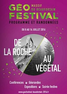 Geofestival - Programme