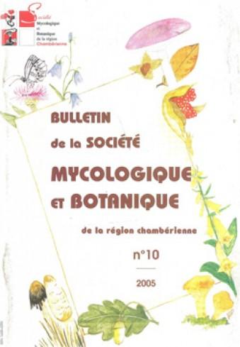Couverture du Bulletin SMBRC n°10
