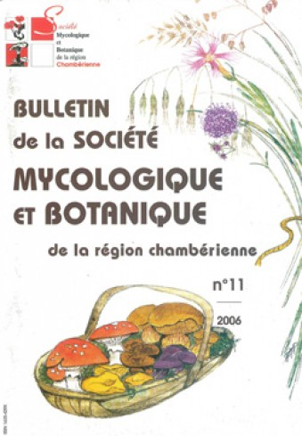 Couverture du Bulletin SMBRC n°11