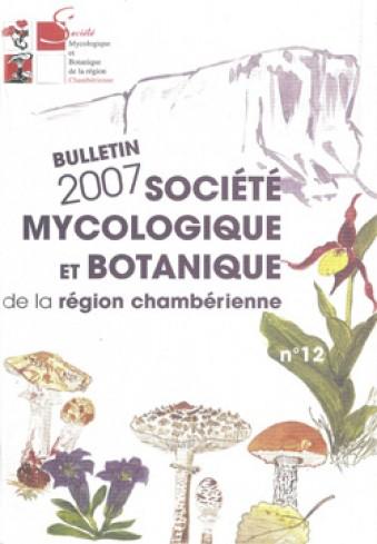 Couverture du Bulletin SMBRC n°12