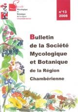 Couverture du Bulletin SMBRC n°13