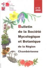 Couverture du Bulletin SMBRC n°14