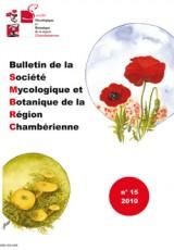 Couverture du Bulletin SMBRC n°15