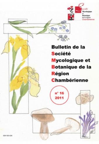 Couverture du Bulletin SMBRC n°16