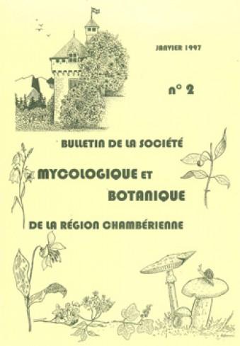 Couverture du Bulletin SMBRC n°2