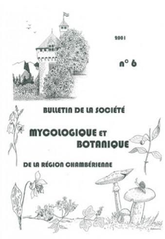 Couverture du Bulletin SMBRC n°6
