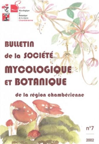 Couverture du Bulletin SMBRC n°7