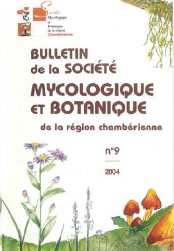 Couverture du Bulletin SMBRC n°9